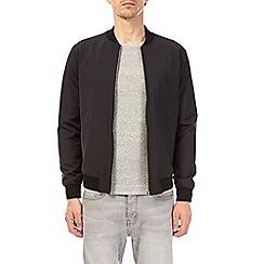 Burton - Black smart dot bomber jacket