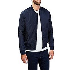 Burton - Navy ma1 bomber jacket