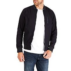 Burton - Navy bomber jacket