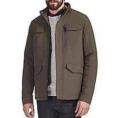 Burton - Khaki rusty utility jacket