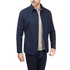 Burton - Montague burton navy cotton worker jacket