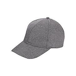 Burton - Dark grey smart baseball cap