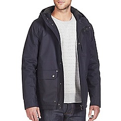 Burton - Navy fisherman jacket
