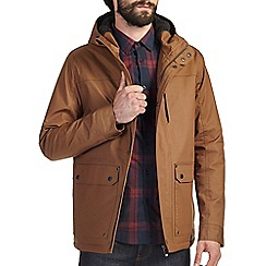 Burton - Tobacco fisherman jacket