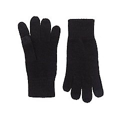 Burton - Black touchscreen technology gloves