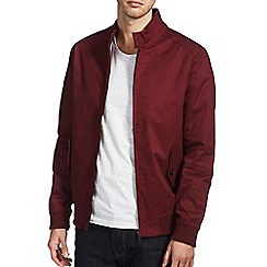 Burton - Red harrington jacket