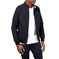 Burton - Dark navy harrington jacket