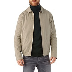 Burton - Stone smart collar harrington jacket