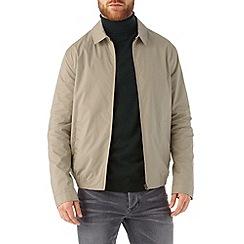 Burton - Stone smart collar harrington jacket