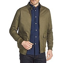 Burton - Khaki harrington jacket