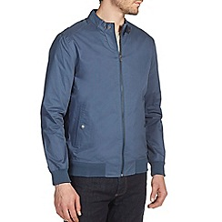 Burton - Blue harrington jacket