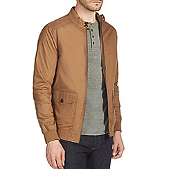 Burton - Brown harrington jacket