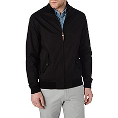 Burton - Black harrington jacket