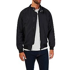 Burton - Navy casual harrington jacket