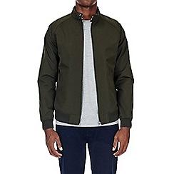 Burton - Green raglan harrington jacket