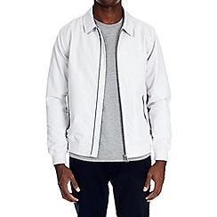 Burton - Stone texture harrington jacket