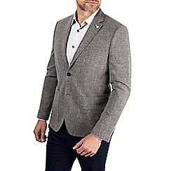 Burton - Grey scratch blazer