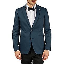 Burton - Teal party blazer