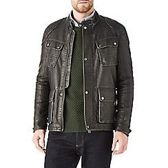 Burton - Multi pocket biker jacket