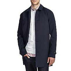 Burton - Navy shower resistant mac