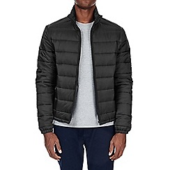 Burton - Black funnel neck puffer jacket