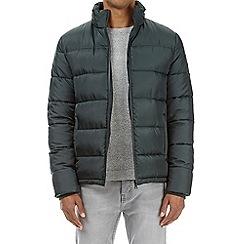 Burton - Green puffa jacket