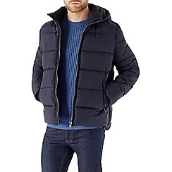 Burton - Navy padded jacket