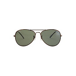 Burton - Brown mirror aviators
