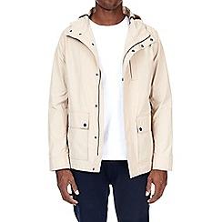 Burton - Oat elter lightweight hooded jacket