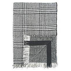 Burton - Herringbone oversized scarf