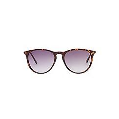 Burton - Brown tort sunglasses
