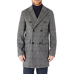 Burton - Montague burton check coat