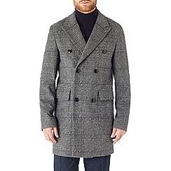 Burton - Montague burton check coat