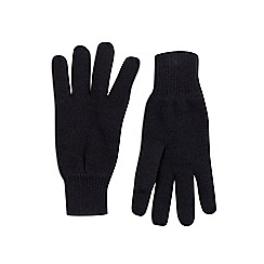 Burton - Black Thinsulate gloves