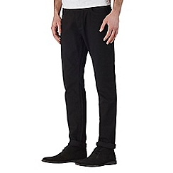 Burton - Black stretch slim fit jeans