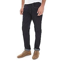Burton - Dark rinse slim fit jeans