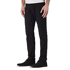 Burton - Black rigid slim fit jeans