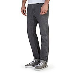 Burton - Grey clean slim jeans