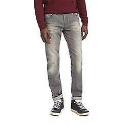 Burton - Grey stretch  slim jeans