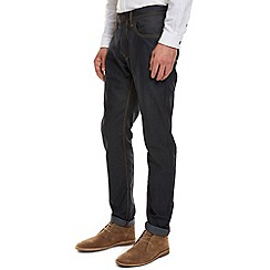 Burton - Blue coated slim jeans