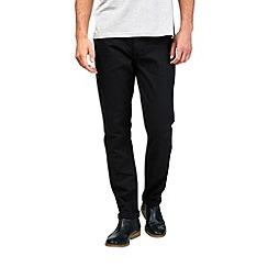 Burton - Black rigid slim fit jeans