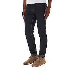 Burton - Dark blue slim fit jeans
