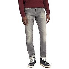 Burton - Grey stretch slim jeans