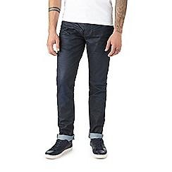 Burton - Blue coated slim jeans