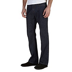 Burton - Mid wash bootcut jeans