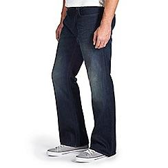 Burton - Dark wash bootcut jeans