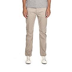 Burton - Stone twill slim fit jeans