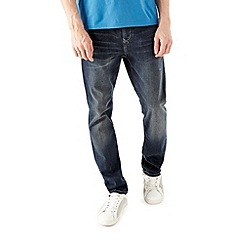 Burton - Lee cooper dark wash slim jeans