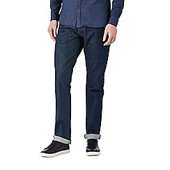 Burton - Blue selvedge slim fit jeans