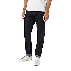 Burton - Raw selvedge slim fit jeans